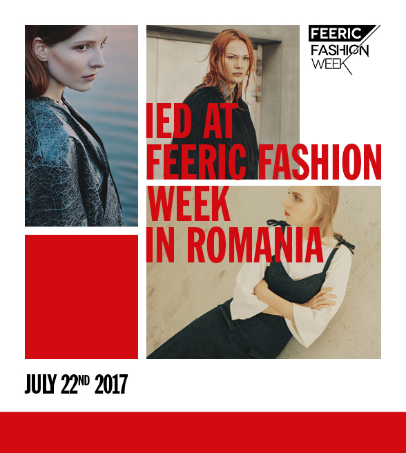 Scholarship for Feeric and romanian designers at Feeric Fashion Week