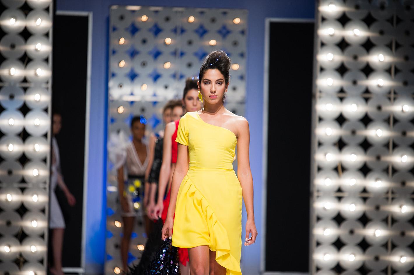 Feeric Fashion Week, ziua a treia. Din depozit la palat