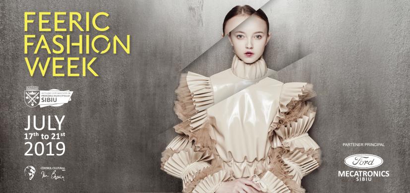 LIVE: Feeric Fashion Week 2019